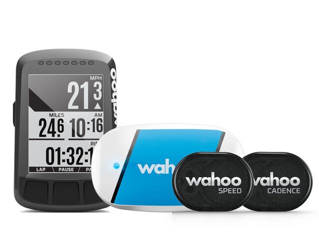 Wahoo Fitness Elemnt Bolt GPS - Ciclocomputadores inalámbricos - con sensores negro